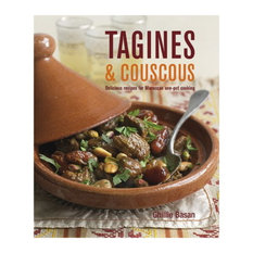 Tagines and Couscous: Delicious Recipes for Moroccan One-Pot Cooking Cookbook