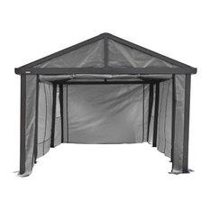 Sojag Samara Enclosure Kit for Carport 12 ft x 20 ft