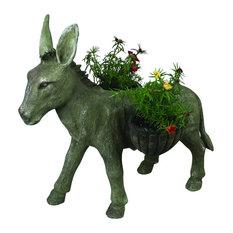 Donkey Planter