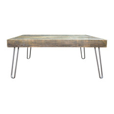 Stikwood Reclaimed Weathered Wood Coffee Tables Houzz
