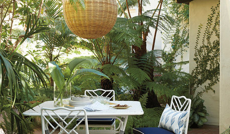 9 Effective Ideas to Create a Mini Outdoor Retreat
