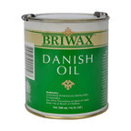 Briwax Danish Oil 16 oz (500 mL)