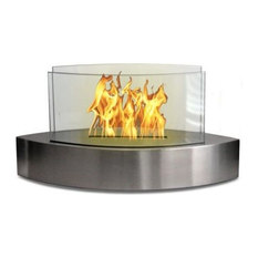 anywhere fireplace anywhere fireplace lexington tabletop fireplace stainless steel tabletop fireplaces
