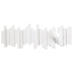 Umbra Sticks Coat Rack, White