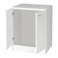 Tall Washing Machine Cabinet, 70 cm