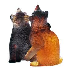 Daum Crystal Kittens 05026