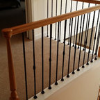 Wrought Iron Baluster Transformations