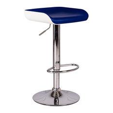 Ken Bar Stool, Blue
