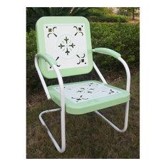 Metal Chair Retro