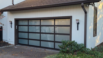 Garage Door Installations