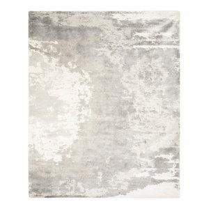 Safavieh Tibet Handloomed Rug, Silver/Ivory, 9'x12'