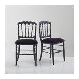 2 стула в стиле Наполеона III, Lipstick LA REDOUTE INTERIEURS