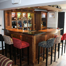 Bespoke Bar - The ultimate entertaing space.