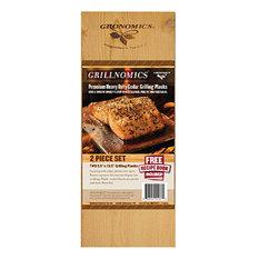 Gronomics Grillnomics, Cedar Grilling Planks, 10 Pack Case
