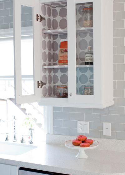 i segreti per organizzare meglio lo spazio nei mobili della cucina - Armadietti Della Cucina Idee Progettuali