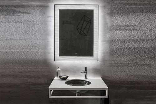 Lavabo lavandino bacinella d appoggio in ceramica bianca misura