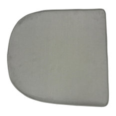 Mirabeau Outdoor Seat Cushion, Taupe