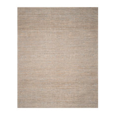 Cape Cod Hand Woven Rug, Gray/Sand, 8'x10'