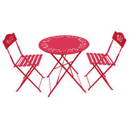 Fabulous Contemporary Outdoor Pub And Bistro Sets by BuilderDepot Inc