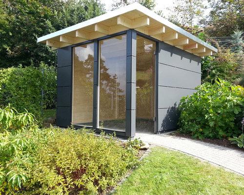 Schön Moderne Gartenhäuser   Classic