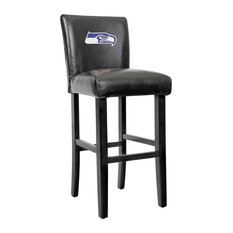 Seattle Seahawks 30 Inch Parsons Bar Stools Set Of 2