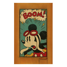 Disney Fine Art Boom! by Trevor Carlton