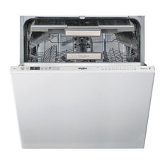 Whirlpool WIO3043DLS Full Size 60 cm Built-In/Integrated 14-Place Dishwasher