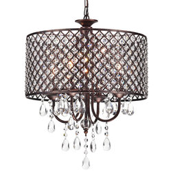 Traditional Chandeliers by Edvivi LLC