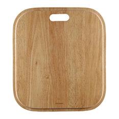 "Houzer CB-3100 Endura Hardwood 15""x16.75"" Cutting Board"
