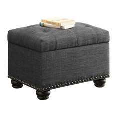 Best Ottomans And Footstools Houzz