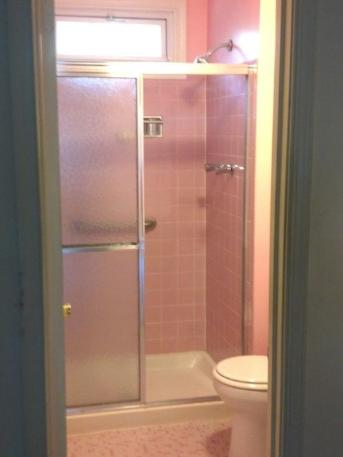 Bathroom Expansion Before And After Silver Sping Master Bathroom Expansion  And Remodel