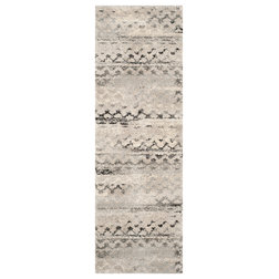 Contemporary Hall And Stair Runners by Buildcom