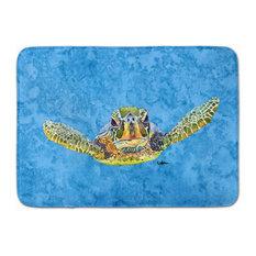 Turtle Machine Washable Memory Foam Mat