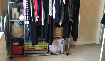 Spare room declutter