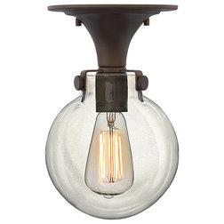 Transitional Flush-mount Ceiling Lighting by Littman Bros Lighting