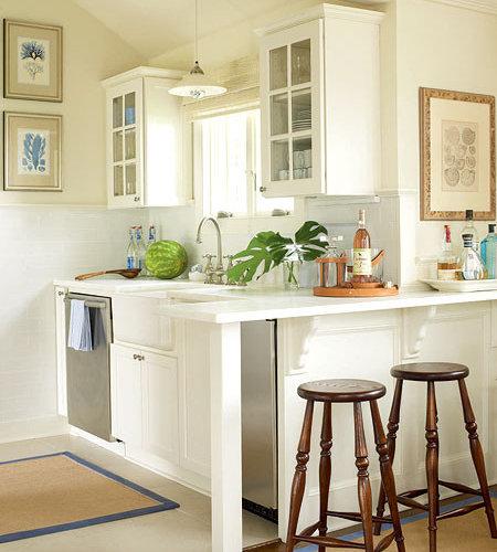 Best Breakfast Bar With Sink Design Ideas & Remodel