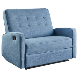 Transitional Loveseats by GDFStudio