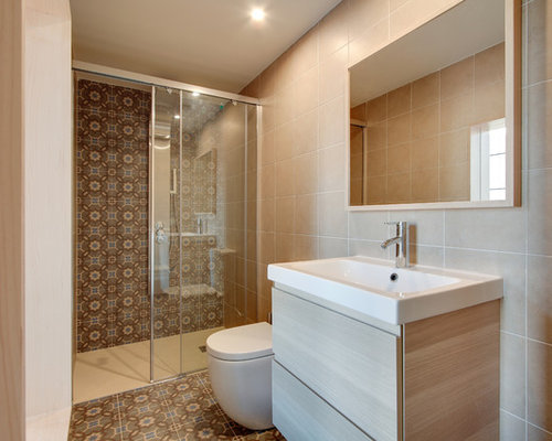 Cuarto de baño moderno home design ideas, pictures, remodel and decor