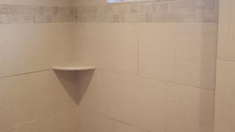 Breezeway to Bathroom Conversion