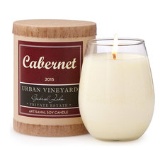 Urban Vinyard Collection Candle, Cabernet