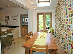 Kitchen Feature Wall Houzz Uk