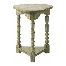 Emma Mason Signature Aston Bay Bailey Chairside Table-Driftwood