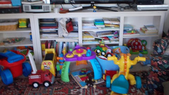 Toys BEFORE