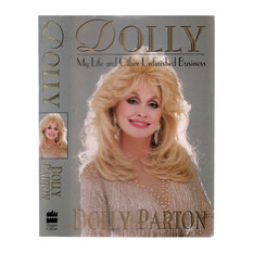 """1994 """"Signed Edition, My Life and Other Unfinished Business"""" by Dolly Parton"""
