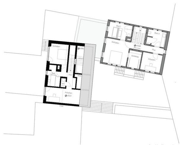Grundriss by Morber Jennerich Architekten