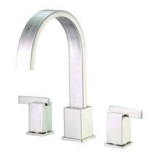 Danze Sirius Tub Faucet, Brushed Nickel, D302044BNT
