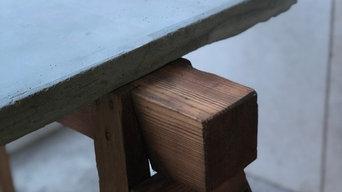 Holz, Beton & Stahl