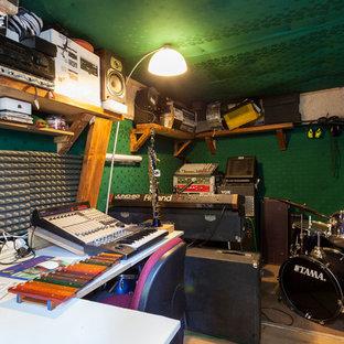 Music Studio Houzz