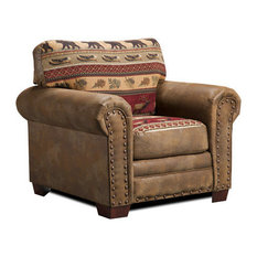 American Furniture Classics   American Furniture Classics Sierra Lodge  Accent Chair   Armchairs And Accent Chairs