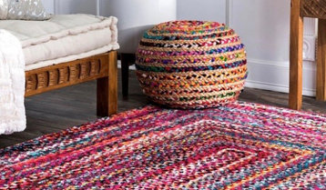 Up to 75% Off Bright, Bold and Trendy Rugs